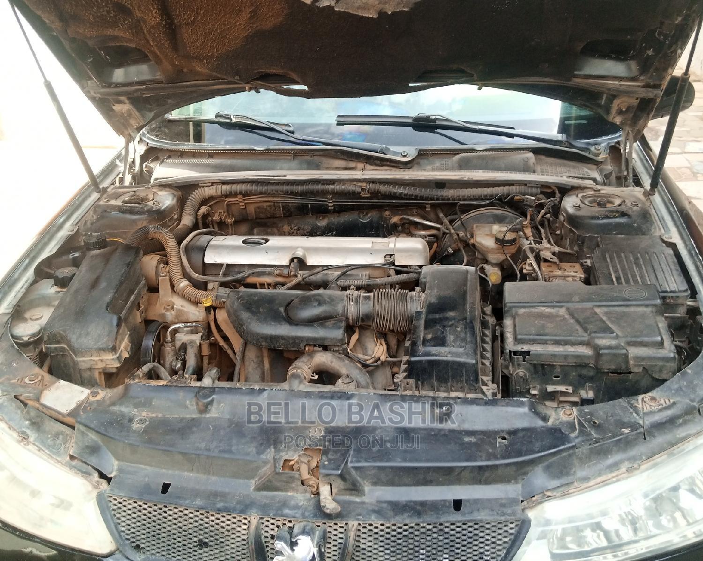 Archive: Peugeot 406 2004 Black