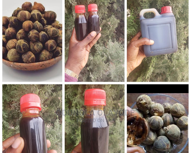 Goron Tula Fruit and Syrup