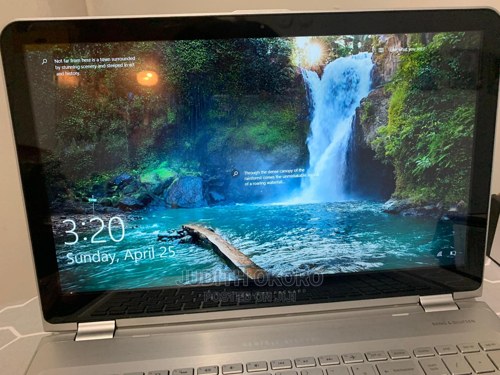 Laptop HP Envy X360 8GB Intel Core I5 HDD 1T | Laptops & Computers for sale in Kosofe, Lagos State, Nigeria