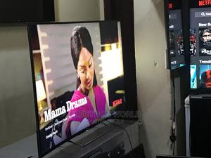 55 Inch Sony Curved 4K UHD HDR Android Smart TV | TV & DVD Equipment for sale in Abuja (FCT) State, Wuse