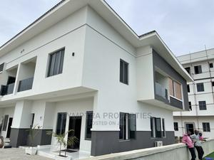 Beautiful 3 Bedroom Terrace Duplex With BQ In Abijo Lekki | Houses & Apartments For Sale for sale in Lagos State, Lekki