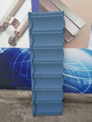 Original Newzealand Stone Coated Sheets (Blue Bond) | Building Materials for sale in Lagos State, Ojodu