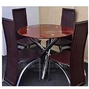 Glass Dinning Table   Furniture for sale in Lagos State, Mushin