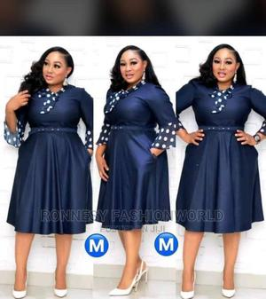 Elegant Classic Female Quality Gown | Clothing for sale in Lagos State, Ikeja