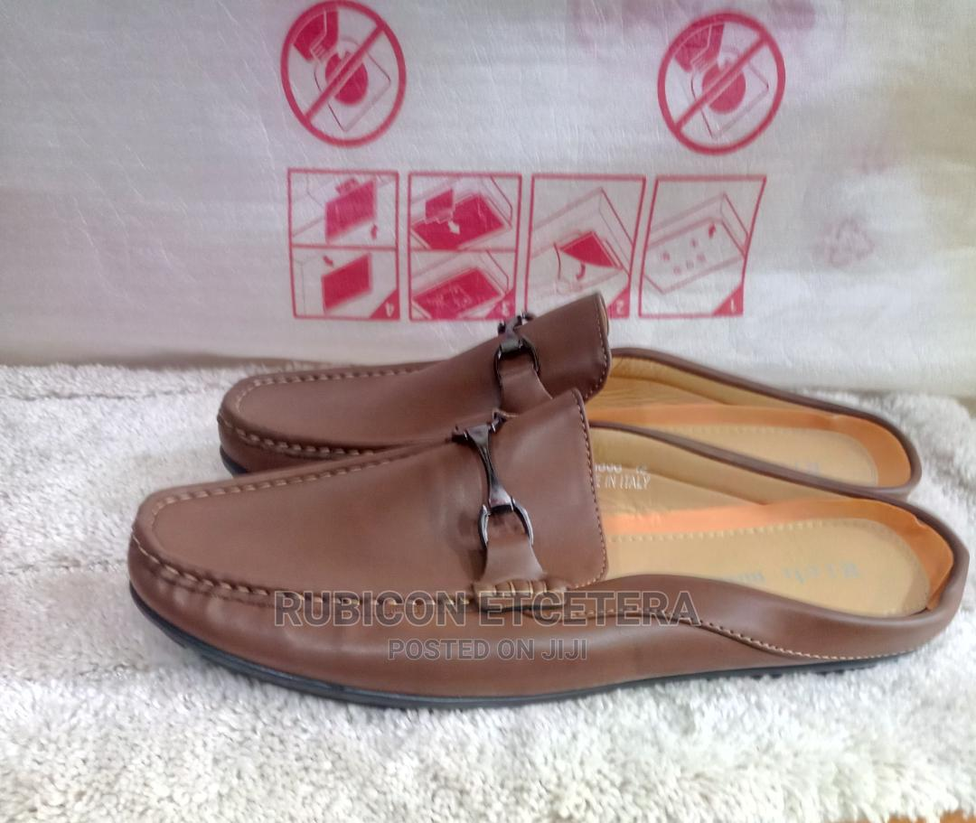Archive: Half Shoe Loafers for Men
