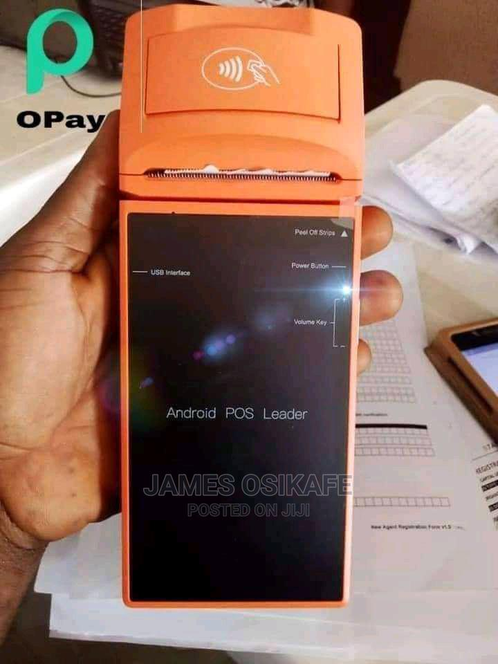 Get Opay POS Now