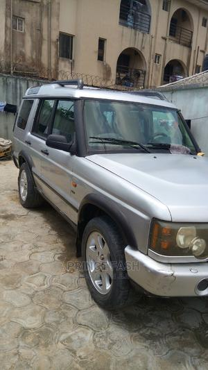 Land Rover Discovery 2004 HSE AWD Silver   Cars for sale in Lagos State, Ajah