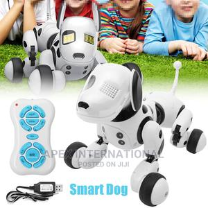 Talking 2.4G RC Smart Dance Walking Remote Control Robot Dog | Toys for sale in Lagos State, Ikeja
