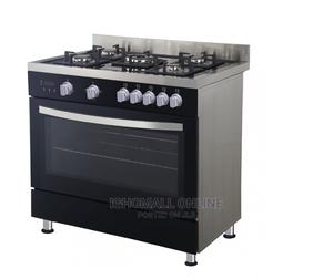 5gas Burners Ovengrill Wok Burner Sfc9500ee-Scanfrost Jl28   Kitchen Appliances for sale in Lagos State, Alimosho