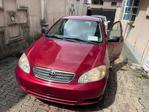 Toyota Corolla 2005 LE Red   Cars for sale in Lagos State, Ikeja