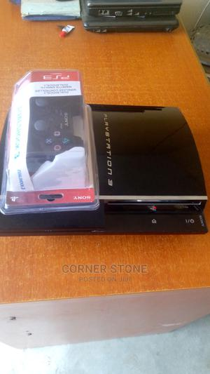 UK Used Sony Ps3 With One Pad and 7 Games Inside.   Video Game Consoles for sale in Lagos State, Surulere