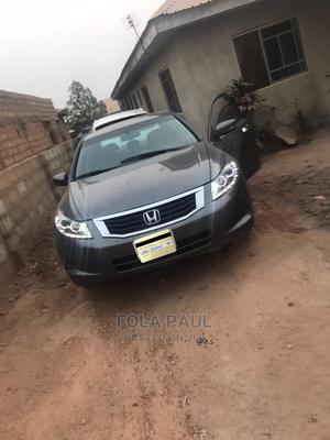 Honda Accord 2010 Gray   Cars for sale in Oyo State, Ido
