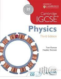 Cambridge IGCSE Physics 3rd Edition Plus CD   Books & Games for sale in Lagos State