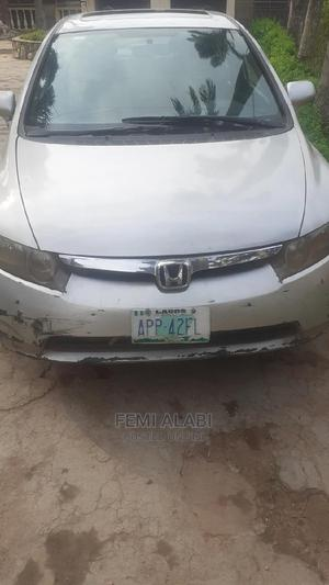 Honda Civic 2006 Silver | Cars for sale in Oyo State, Ibadan