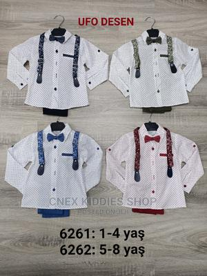 Trouser With Suspenders | Children's Clothing for sale in Lagos State, Kosofe