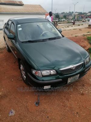Mazda 626 2002 Green   Cars for sale in Osun State, Olorunda-Osun
