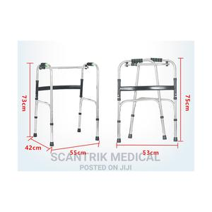 Folding Walking Aid for the Elderly | Medical Supplies & Equipment for sale in Abuja (FCT) State, Jikwoyi