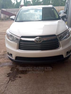 Toyota Highlander 2015 White   Cars for sale in Oyo State, Ibadan