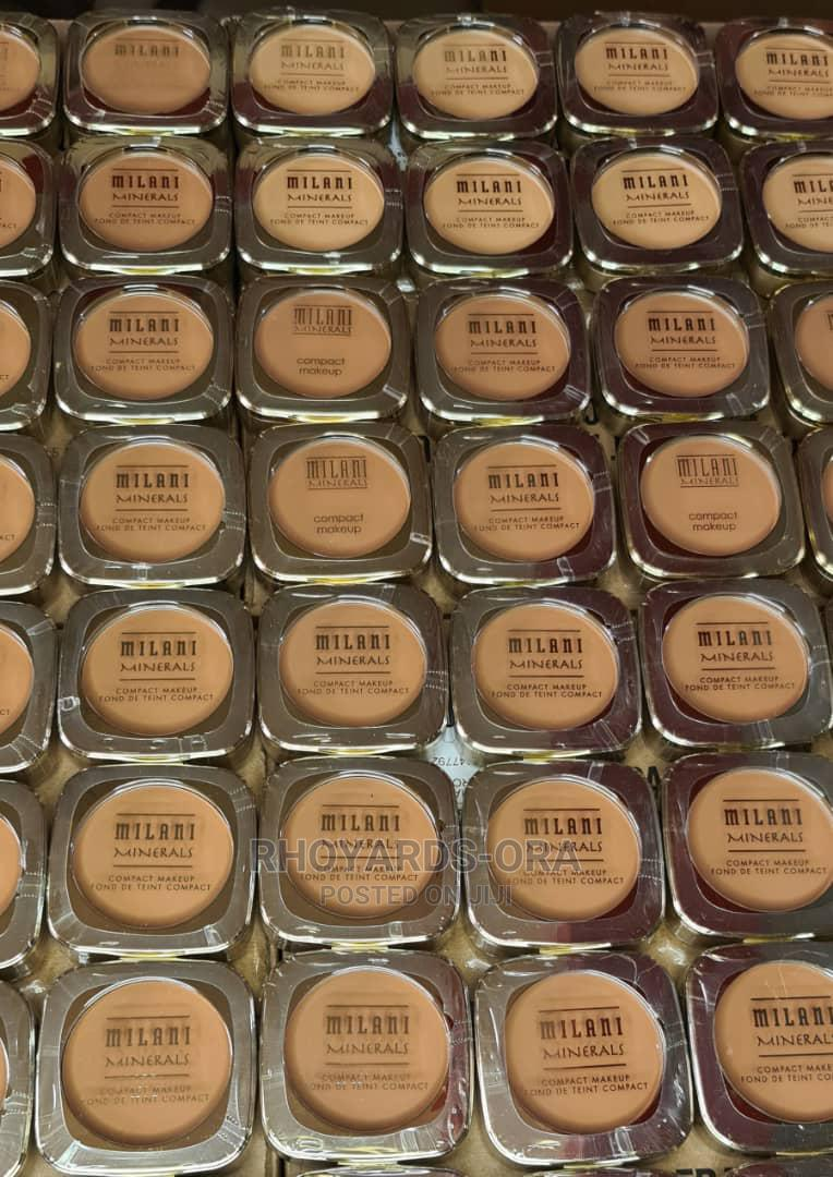 Quality Mineral Compact Makeup Powder