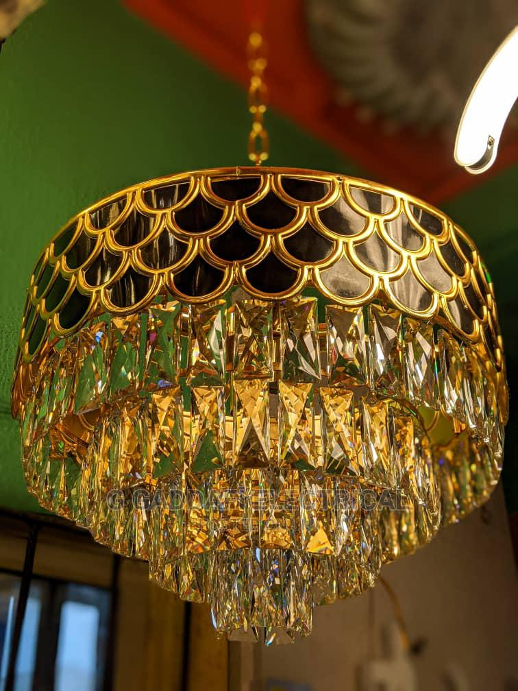 Archive: Luxury Crystal Chandelier