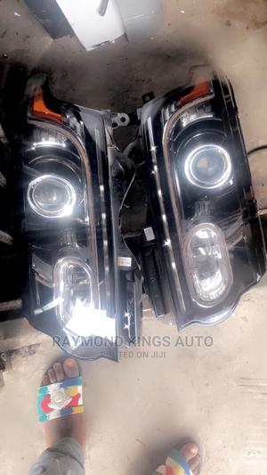 Set of Head Lamp Range Rover Voque 2015 Model   Vehicle Parts & Accessories for sale in Lagos State, Mushin