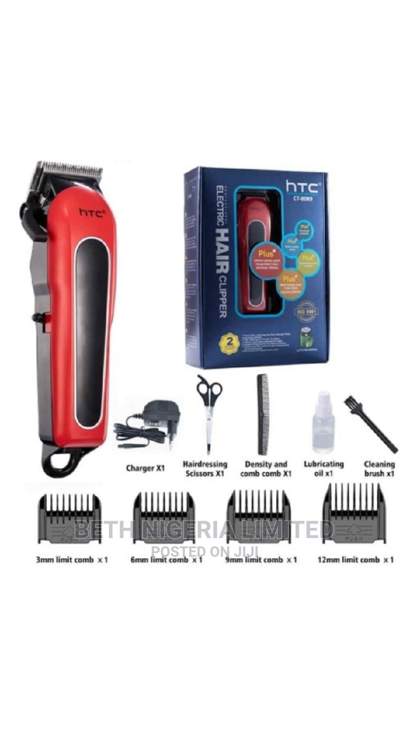 Htc Professional Rechargeable Cordless Clipper