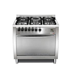 4 Gas Burner With 1 WOK Burner, Oven SCFTPD95 ST - Scanfrost   Kitchen Appliances for sale in Lagos State, Alimosho