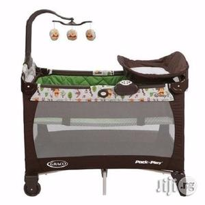 Graco Pack N' Play Cot | Children's Furniture for sale in Lagos State