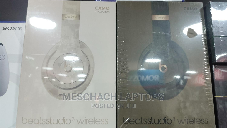 Beats Studio 3 Wireless (Camo Design)