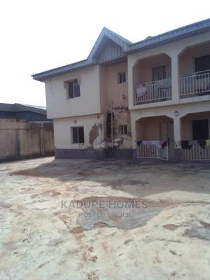 Blocks of 4 Flats of 3 Bedroom for Sale at Hotel Opp Diamond | Houses & Apartments For Sale for sale in Ikotun/Igando, Igando / Ikotun/Igando