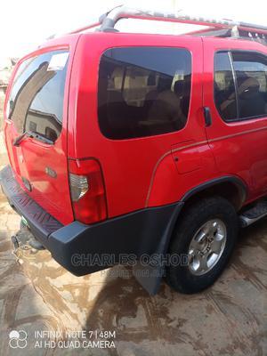 Nissan Xterra 2000 Automatic Red | Cars for sale in Ogun State, Ado-Odo/Ota