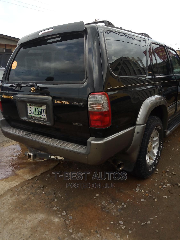 Toyota 4-Runner 2003 4.7 Black | Cars for sale in Ikeja, Lagos State, Nigeria