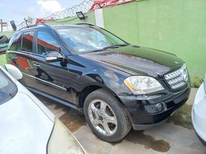 Mercedes-Benz M Class 2008 Black   Cars for sale in Lagos State, Ikeja