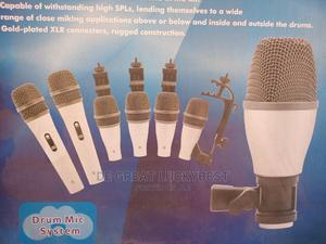 Drum Microphone 7set | Audio & Music Equipment for sale in Lagos State, Ojo