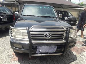 Toyota Land Cruiser 2010 4.6 V8 GX Black   Cars for sale in Rivers State, Obio-Akpor