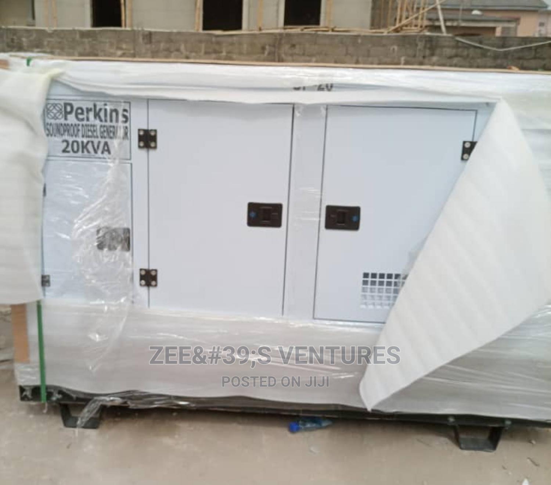 20kva Perkins Generator