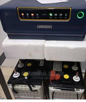 2.5kva Hybrid 24v, 2 Tubular Batteries, 6 Solar Panels   Solar Energy for sale in Lagos State, Ikeja