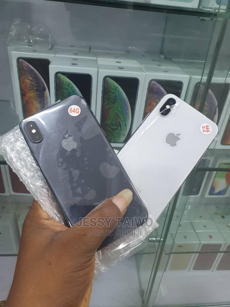 Apple iPhone X 64 GB | Mobile Phones for sale in Amuwo-Odofin, Lagos State, Nigeria