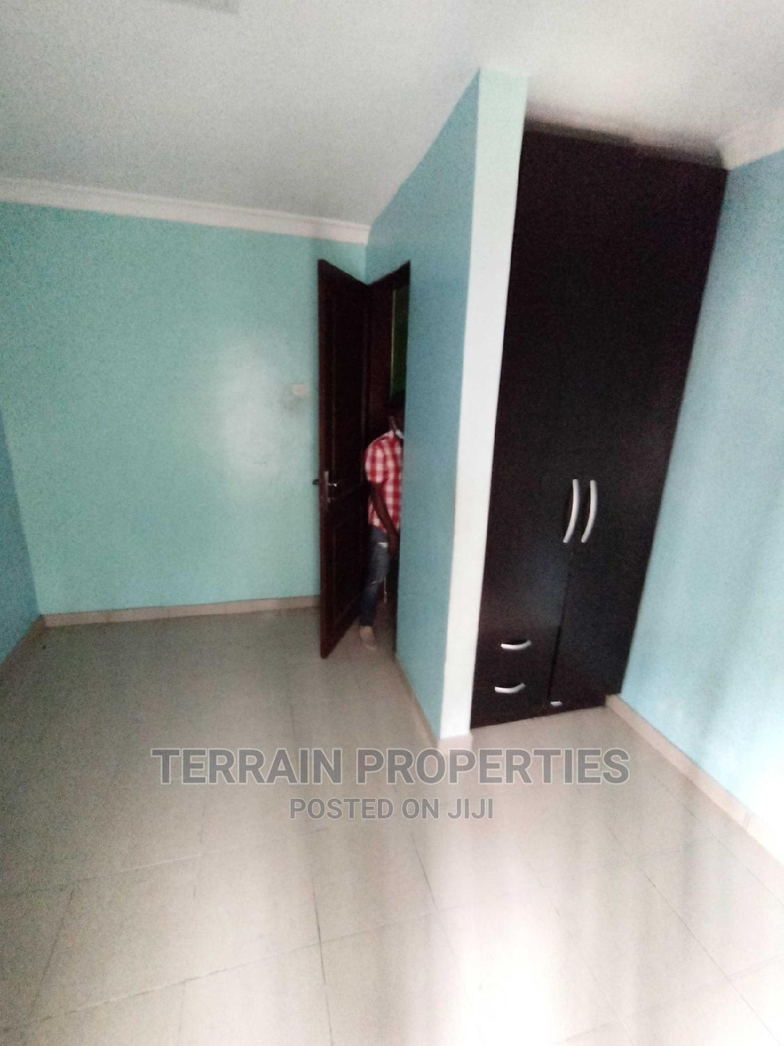 3 Bedroom Terrace With a Very Spacious Compound