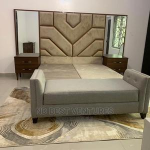 Modern Luxury Bed Frame   Furniture for sale in Lagos State, Surulere