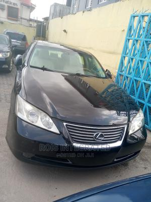 Lexus ES 2007 Black   Cars for sale in Lagos State, Surulere