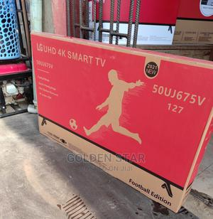 New One LG 50''inch 4K SMART High Definition Android Wi-Fi | TV & DVD Equipment for sale in Lagos State, Ojo