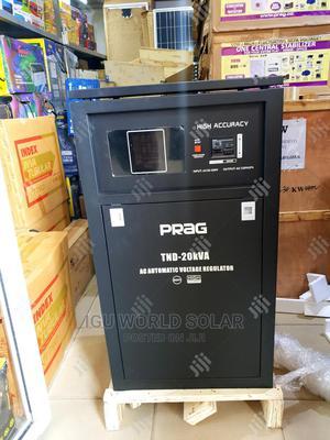20000va Prag Servo Avr Stabilizer   Electrical Equipment for sale in Abuja (FCT) State, Wuse 2