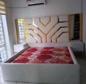 Bed With Bedside Drawers   Furniture for sale in Lagos State, Ajah