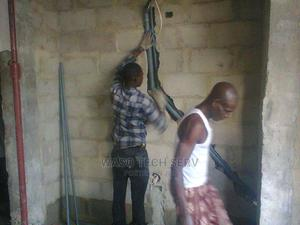 Air -conditioners Piping In Conduit Installation | Building & Trades Services for sale in Lagos State, Agege
