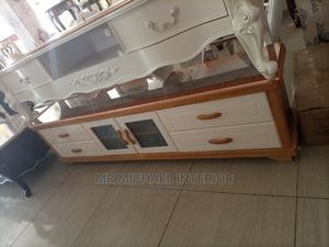 New Design Tv Shelf Imported From Turkey   Furniture for sale in Lagos State, Ajah