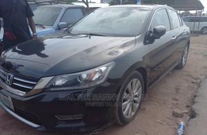 Honda Accord 2013 Black | Cars for sale in Lagos State, Abule Egba