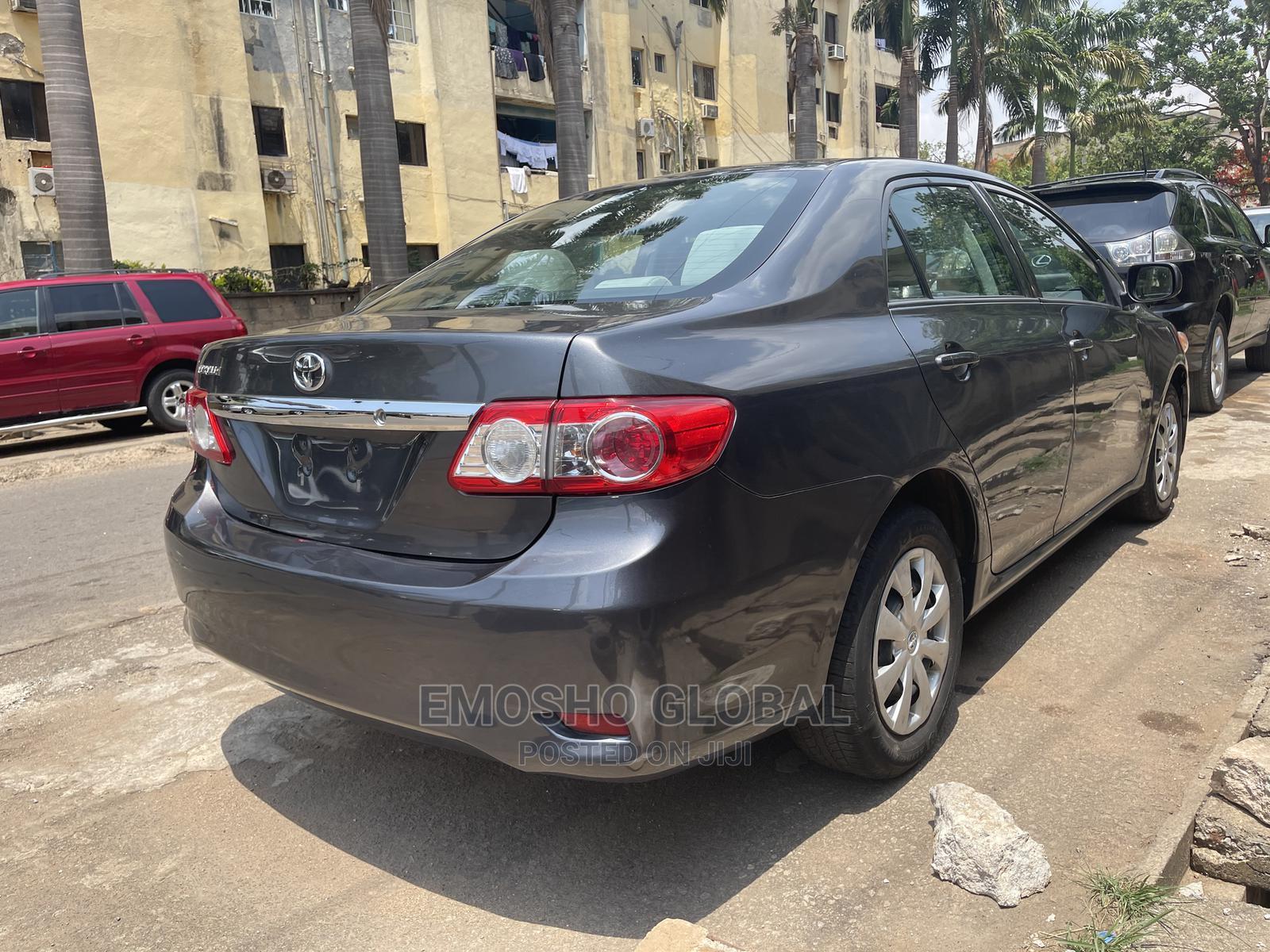 Toyota Corolla 2013 Gray | Cars for sale in Garki 2, Abuja (FCT) State, Nigeria