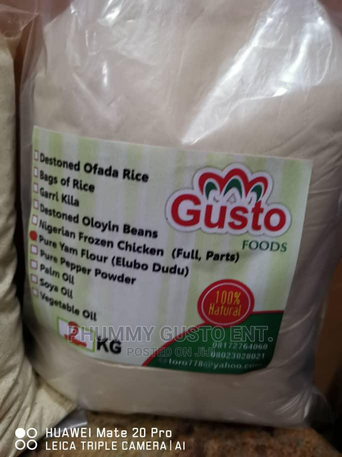 Pure Yam Flour | Meals & Drinks for sale in Agege, Lagos State, Nigeria