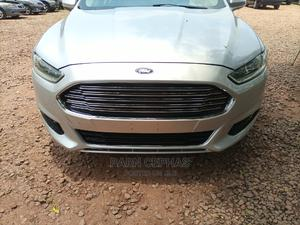 Ford Fusion 2016 SE FWD Silver | Cars for sale in Abuja (FCT) State, Central Business District